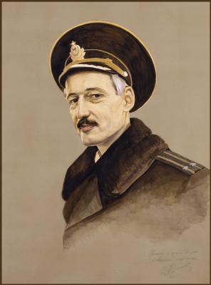 Sushienok64 @ mail.ru Mikhailovich Sushenok Igor. Captain of the second rank Dzhuoyev.