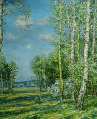 Victor Vladimirovich Kuryanov. Nightingale time