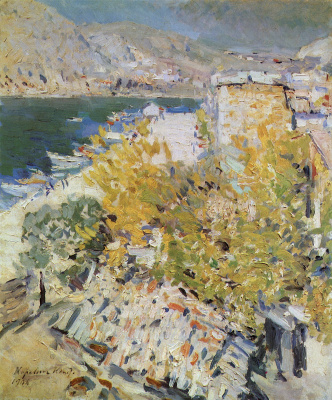Konstantin Korovin. In the South