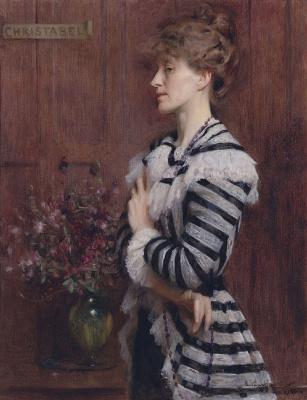 Артур Хакер. Леди Фрампто. 1900