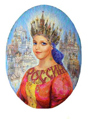 Arina Nefyodova. RUSSIA