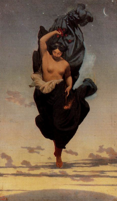 Жан-Леон Жером. Богиня Гея