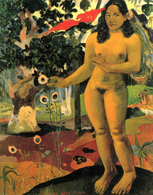 Paul Gauguin. Beautiful country