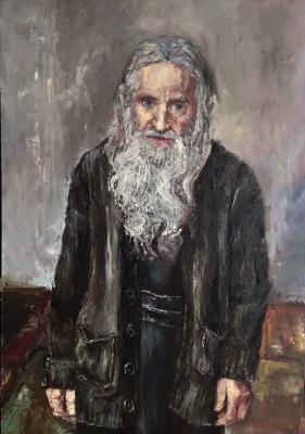 Алина Кузнецова. Отец Илий
