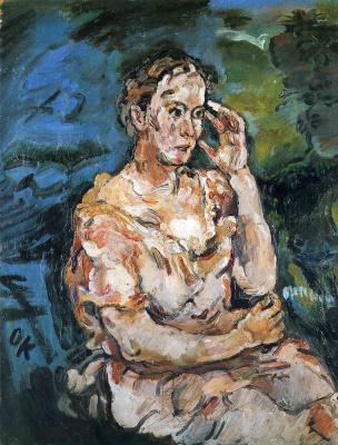 Oskar Kokoschka. Mechthild Lichnovsky