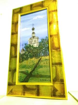 Вася Чистов. Церковь