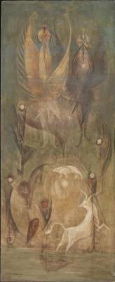 Leonora Carrington. Elohim