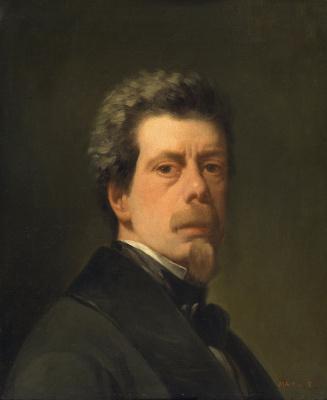 Антонио Мария Эскивель. Автопортрет