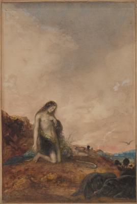 Gustave Moreau. Prodigal son