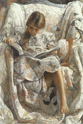 Steve Hanks. Favorite book