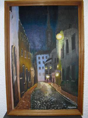 Ольга Владимировна Лозовая. Nighttown (Ночной город)