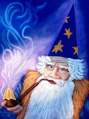 Ekaterina Kabanova. Wizard