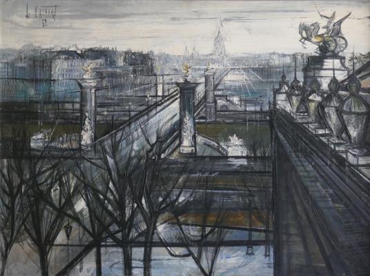 Граф Bouvier de Cachard. Париж
