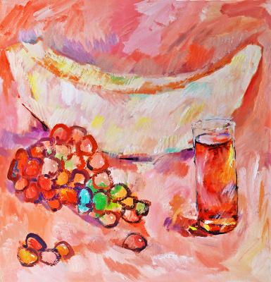 Yuri Leonardovich Uzhdavini. Melon grape wine