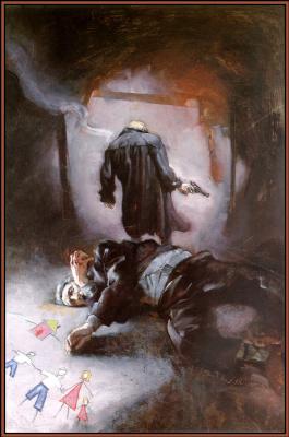 Кент Уильямс. Убийство