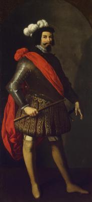 Francisco de Zurbaran. San Fernando
