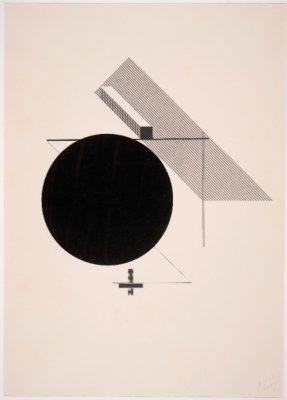 El Lissitzky. Untitled