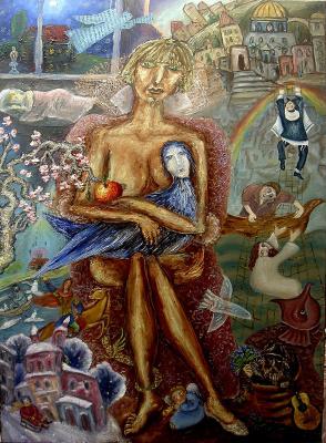 Zoya Grigoryevna Yaremenko (YarkO). Emigration