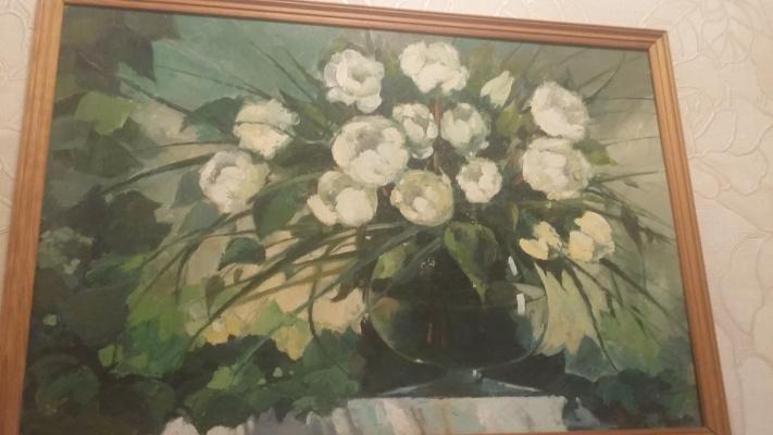 Tatyana Semeshkina. Peonies