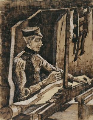 Винсент Ван Гог. Ткач