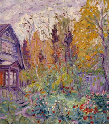 Alexey Vladimirovich Konstantinov. North wind