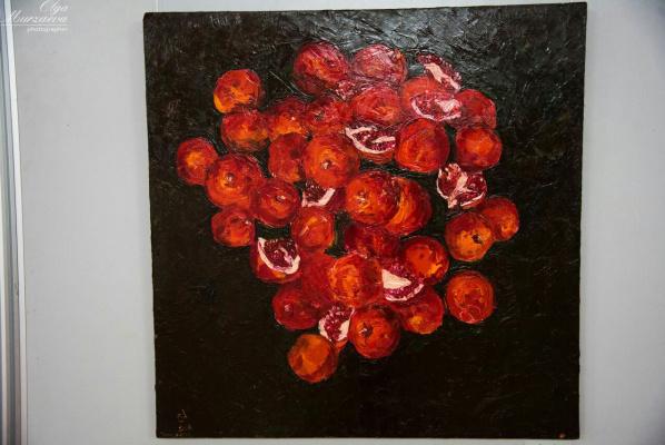 Sona Araevna Torozyan. The fruit of love