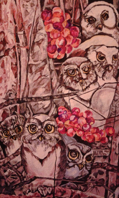 Tatyana Timakova. Owls.day