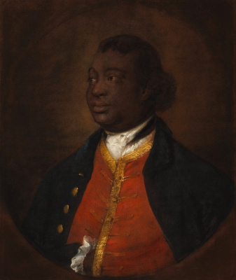 Thomas Gainsborough. Ignatius Sancho