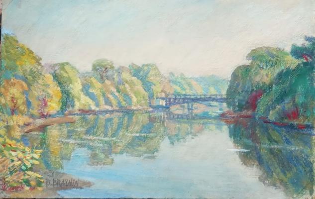 Boris Braynin. The Bridge