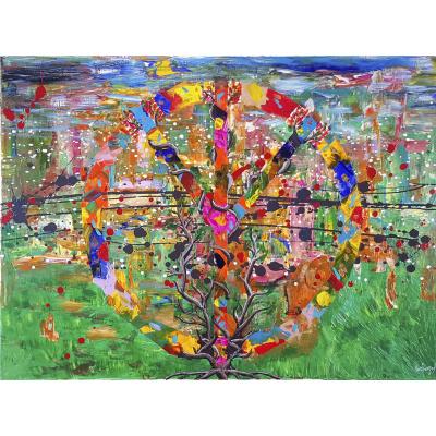 Александра Кнабенгоф. Мирное дерево 2