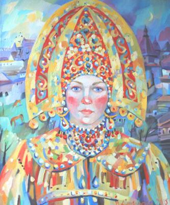 Irina Valerievna Antonovskaya. Ta-Ra