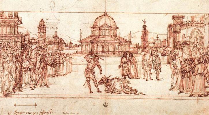 Vittore Carpaccio. Triumph Of St. George