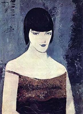 Man Ray. Kiki of Montparnasse