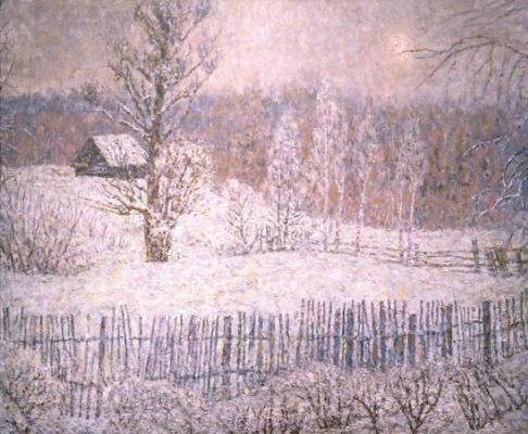 Алексей Леонидович Гландин. Зимний туман