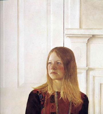 Andrew Wyeth. Siri