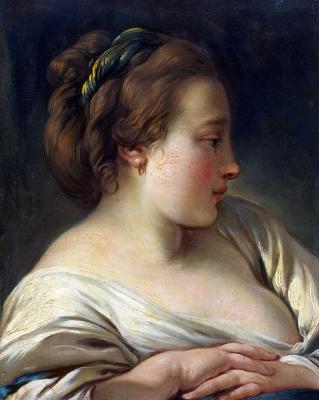 Francois Boucher. Head girls