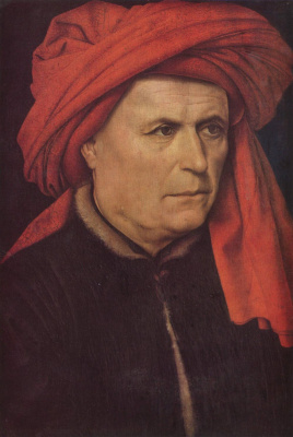 Робер Кампен. Мужской портрет