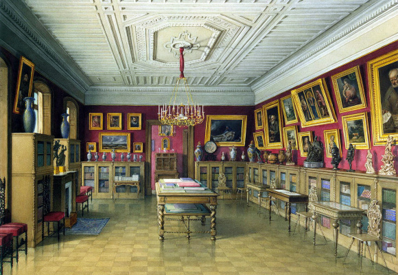 Библиотека графа Строганова