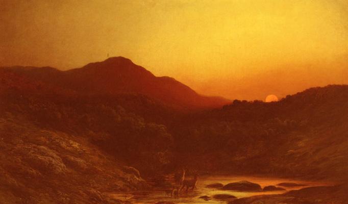Paul Gustave Dore. Scotland