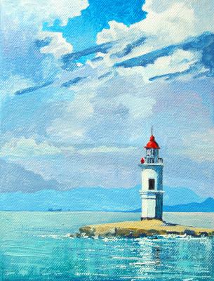 Кристина Ровная. Токаревский маяк