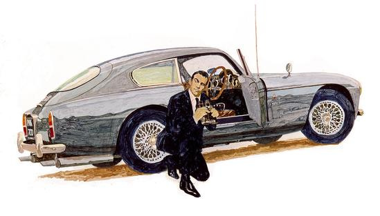 Brian Sanders. Bond