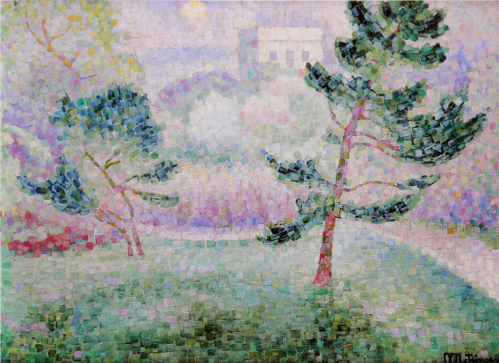 Jean Metzinger. Morning Montsouris