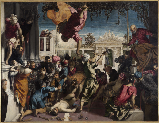 The Miracle of the Slave. The Miracle of St. Mark