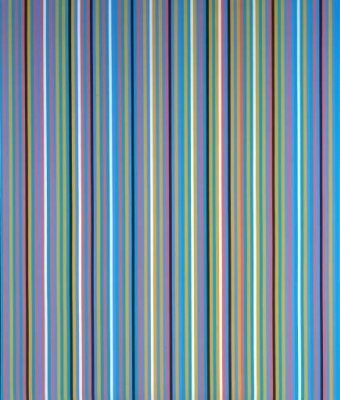 Bridget Riley. Achean