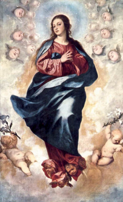 Alonso Cano. Immaculate conception