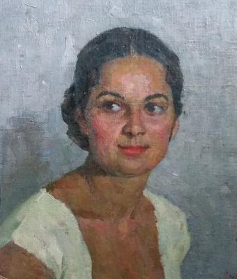 Иван Дмитриевич Логвин. Портрет.