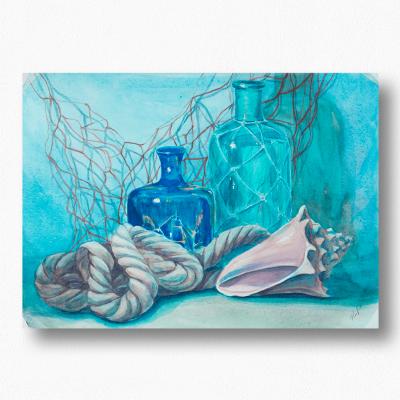 Olga Deikova. Sea souvenirs