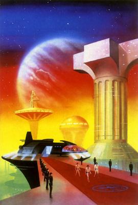 Алан Гутьеррес. Космос 8