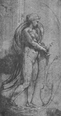 Raphael Sanzio. Allegory Of Grammar