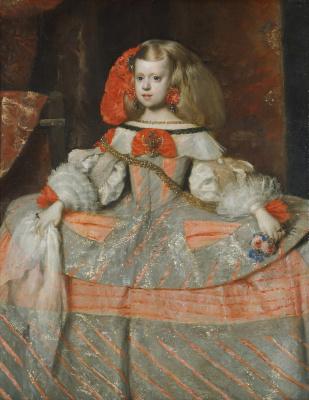 Juan Batista Martinez del Maso. Infanta Margarita Teresa